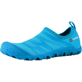 Reima Adapt Slippers Kinder cyan blue